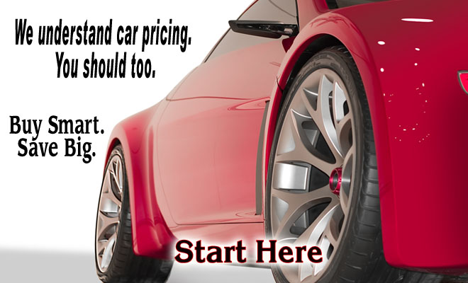 We understand Car pricing. You should too.