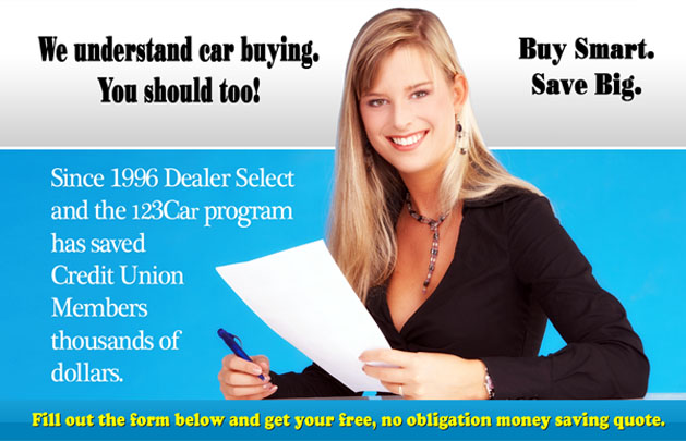 Credit Union Car Buying Savings